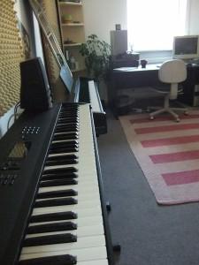 Piano-Raum